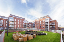 Brand new 2 Bed 2 Bath Flat to rent in Cricklewood