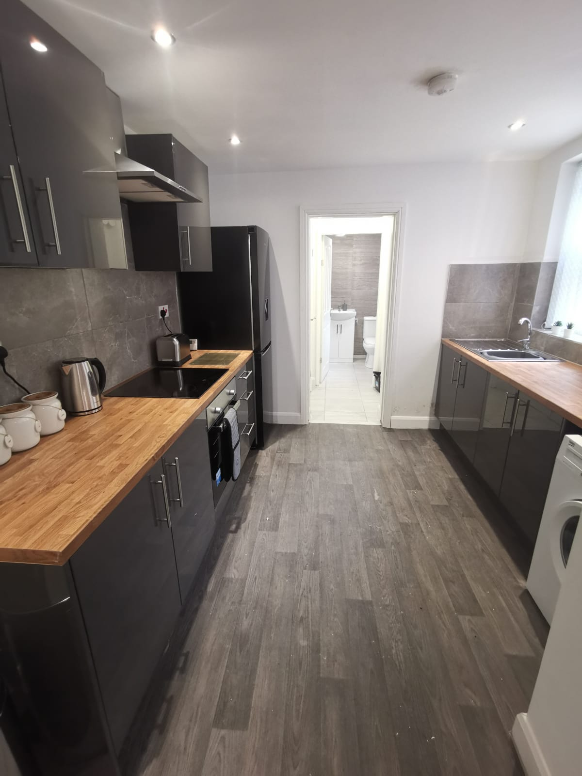 Variety of newly refurbished rooms around L6 and L4