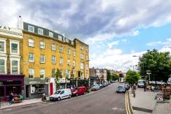 Two Bedroom Flat To Let in Voltaire Road Clapham SW4 6DQ