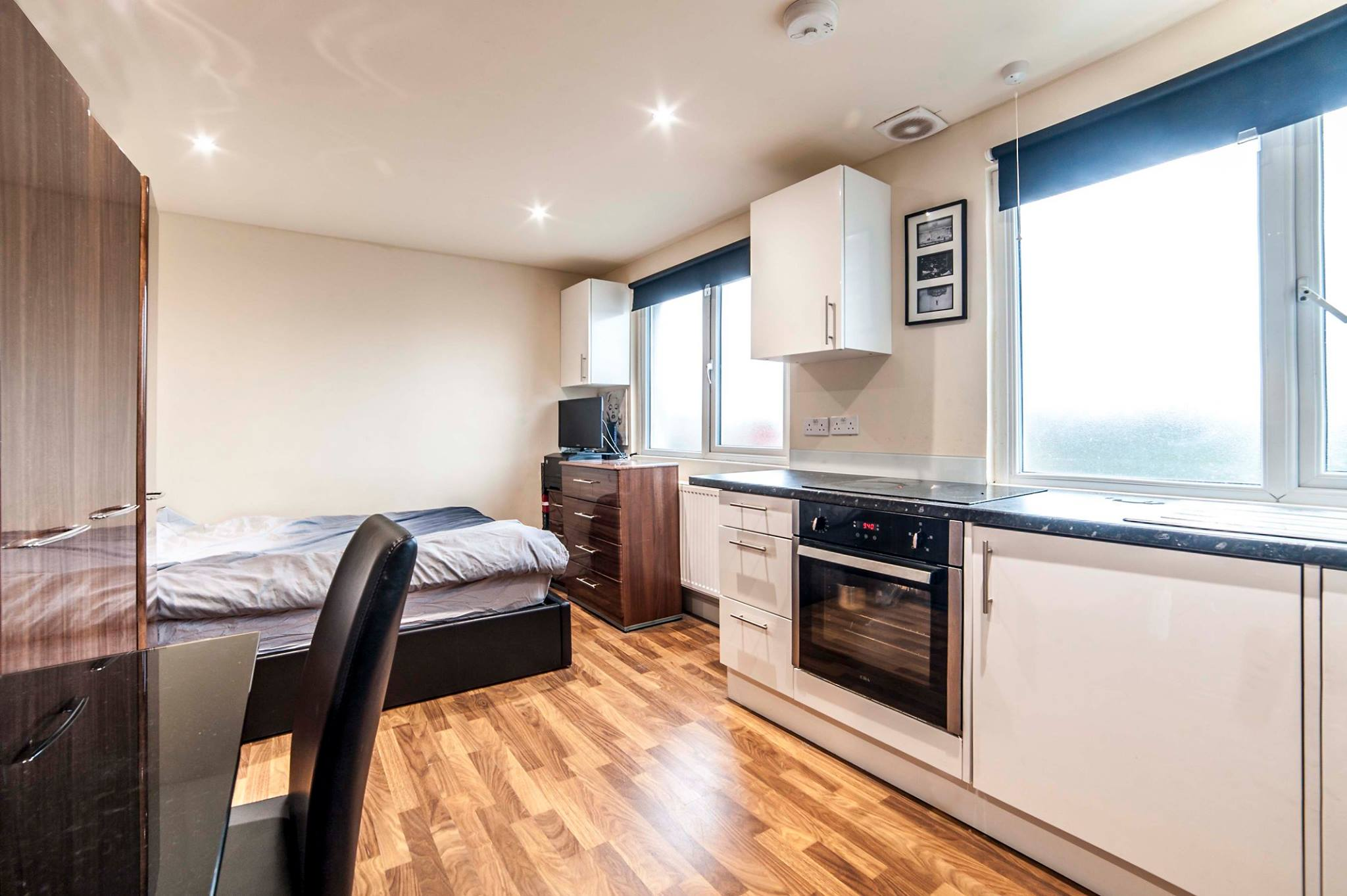 New Studio Flat To Let In Hendon