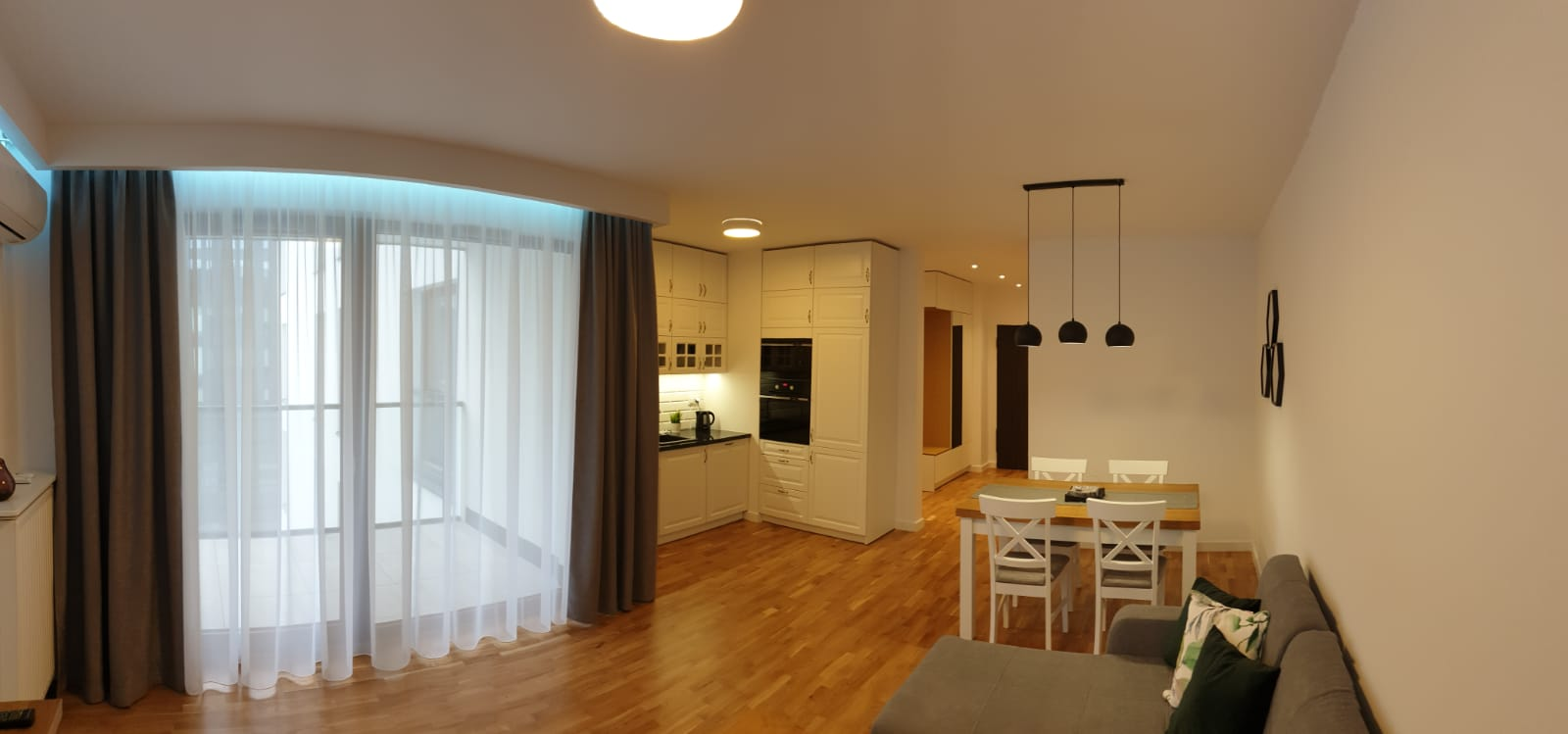 Newly Two bedrooms city centre apartment to rent in Warsaw, Poland